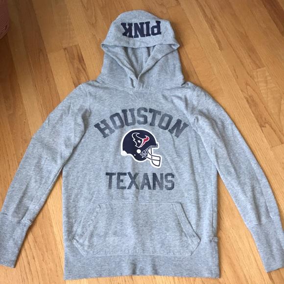 6875a7df Pink Houston Texans Hoodie